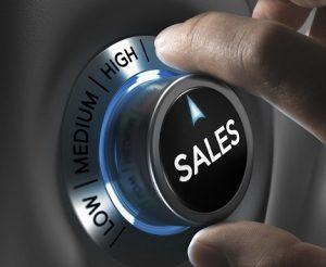 Sales focus dial